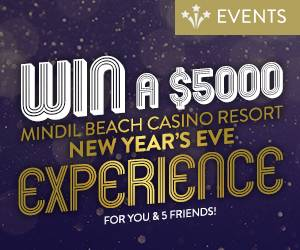 Win a $5000 Mindil Beach Casino Resort New Year's Eve experience | Restaurant and bar offers | Mindil Beach Casino Resort