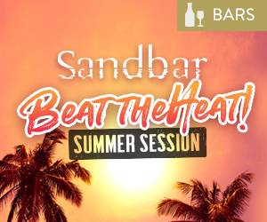 Sandbar Sunday Specials | Bar Offers| Mindil Beach Casino Resort