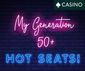 My Generation Hot Seats | Casino Promotions | Mindil Beach Casino Resort