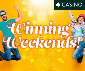 Winning Weekends | Promotions & Events | Mindil Beach Casino Resort