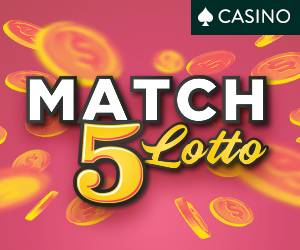 Match 5 Lotto | Casino Promotions | Mindil Beach Casino & Resort