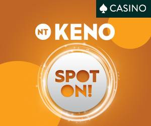 NT Keno Spot On | Promotions and Events | The Territory's Biggest Game