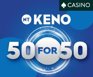 NT Keno 50 for 50 | Promotions and Events | The Territory's Biggest Game