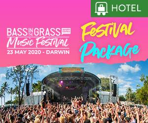Bass in the grass festival package | Hotel Offer | Mindil Beach Casino Resort