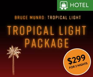 Tropical Light package | Hotel offer | Mindil Beach Casino Resort