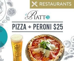 Pizza and Peroni $25 | Promos & Events | Mindil Beach Casino Resort