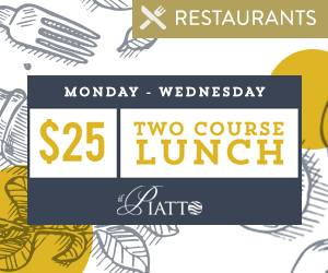 il Piatto $25 Lunch | Restaurant offer | Mindil Beach Casino Resort